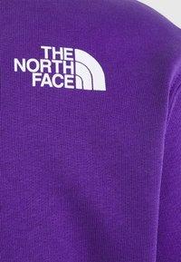 The North Face - STANDARD CREW - Sweatshirt - peak purple - 5