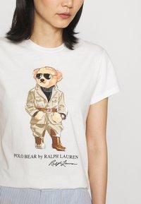 Polo Ralph Lauren - Print T-shirt - nevis - 4