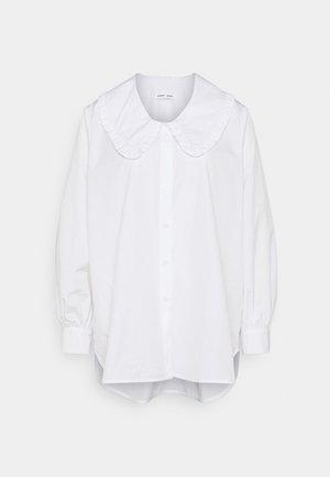 FRANKA LONG - Button-down blouse - white