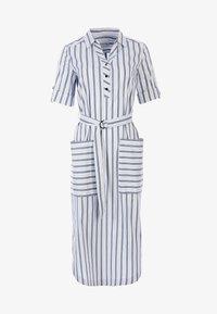 HELMIDGE - Shirt dress - weiss - 5