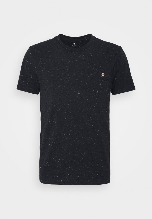 UNISEX OLONNE  - T-shirts print - navy