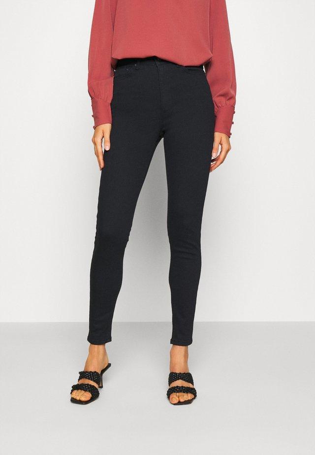 PCNORA  - Jeans Skinny Fit - black