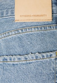 Citizens of Humanity - CHARLOTTE - Džíny Straight Fit - moondust - 2
