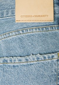 Citizens of Humanity - CHARLOTTE - Džíny Straight Fit - moondust - 5
