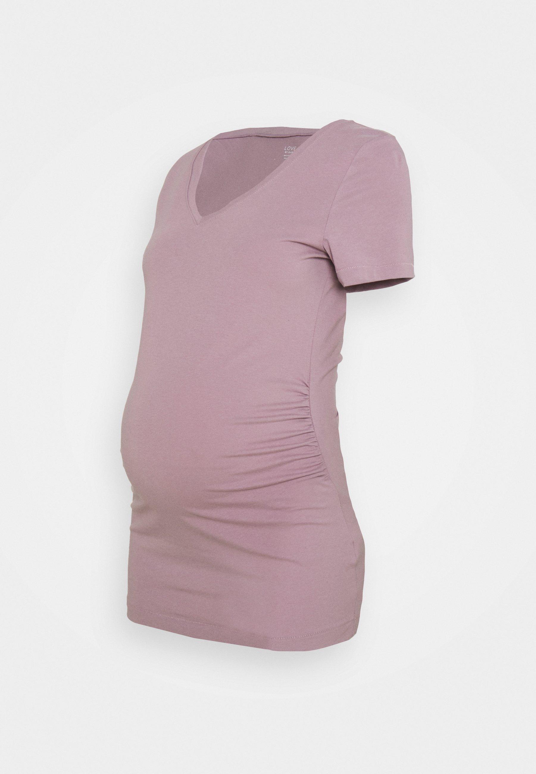 Damen PURE VEE - T-Shirt basic
