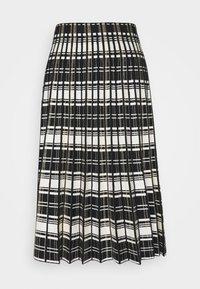 Derhy - PHEDRE JUPE - A-line skirt - black - 3