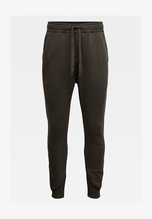 PREMIUM CORE TYPE - Tracksuit bottoms - asfalt