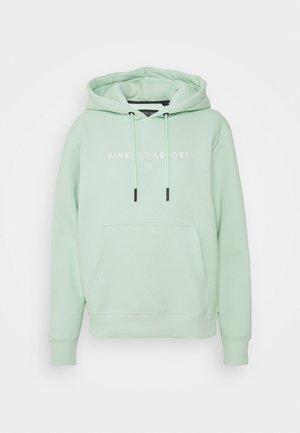 LYON HOODIE - Sweatshirt - green