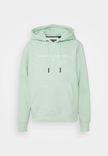 LYON HOODIE - Sweater - green