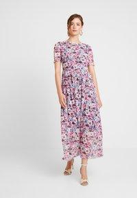 Moves - MALISSA - Maxi dress - adobe rose - 0