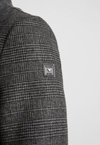 TOM TAILOR - 2 IN 1 - Classic coat - dark grey - 5