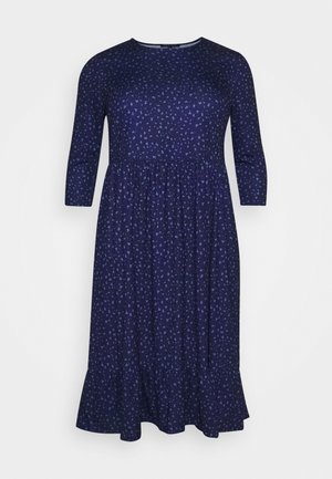 DRESS - Kjole - navy