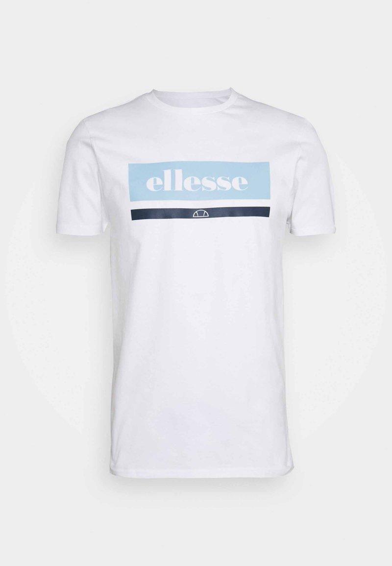 Ellesse - OSMAN - Print T-shirt - white