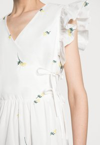 Love Copenhagen - FINKI DRESS - Day dress - snow white - 4