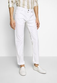 Baldessarini - JACK - Trousers - white - 0