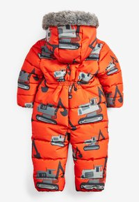 Next - Snowsuit - red