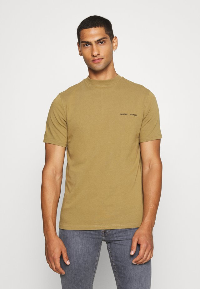 NORSBRO - T-shirts - gothic olive
