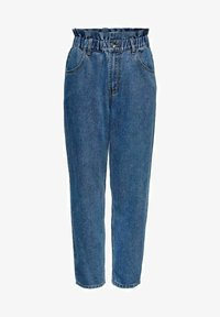 ONLY - Relaxed fit jeans - medium blue denim - 5