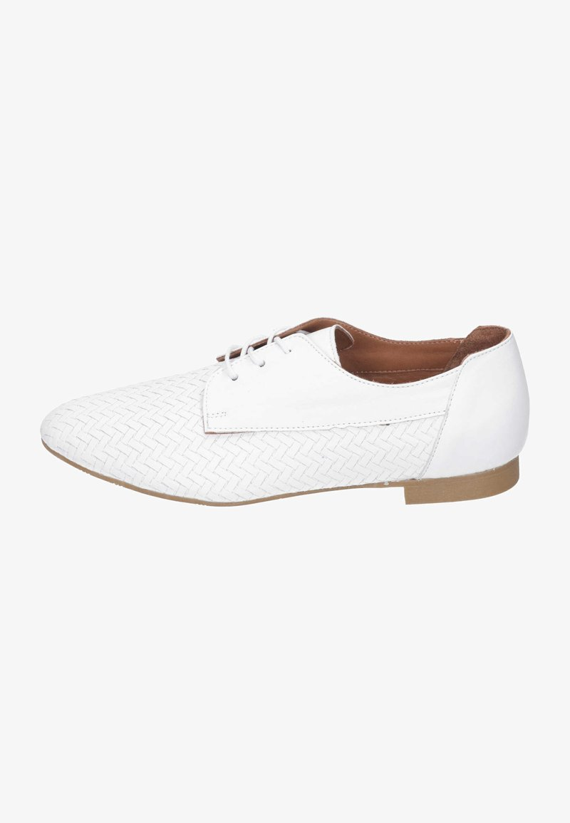 Piazza - Casual lace-ups - weiß