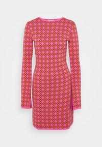 Never Fully Dressed Tall - MOSAIC DRESS - Jumper dress - pink - 0