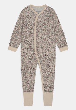 MANUI NIGHTWEAR UNISEX - Pyjamas - wheat