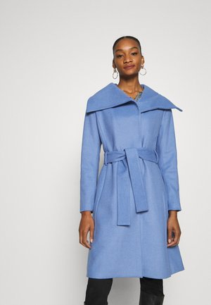 ZELENA COAT - Cappotto classico - light blue