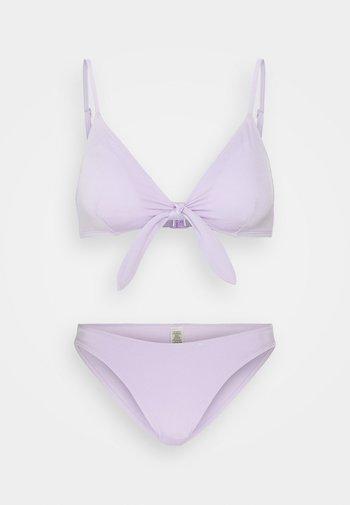 Bikini - purple solid