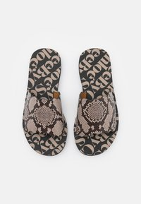 See by Chloé - ESSIE FLAT - Pantofle - medium grey - 5