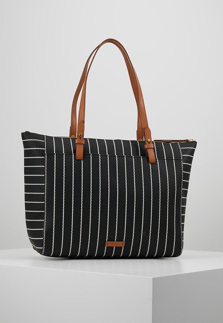 Fossil Rachel - Shopping Bag Black/schwarz