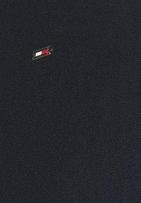 Tommy Hilfiger - GABARDINE SKINNY - Leggings - desert sky - 4