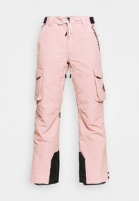Superdry - FREESTYLE PANT - Snow pants - soft pink - 4