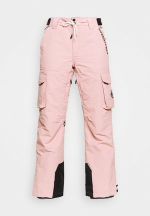 FREESTYLE PANT - Pantalon de ski - soft pink