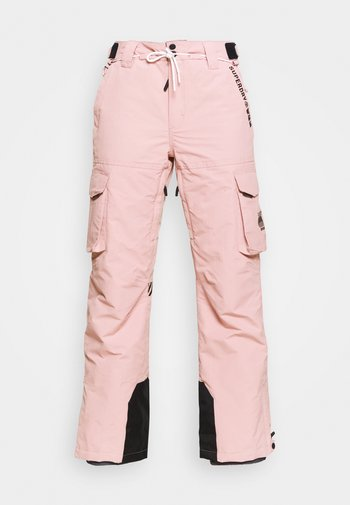 FREESTYLE PANT - Ski- & snowboardbukser - soft pink