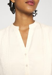 YAS - YASBLASSY MAXI DRESS  - Occasion wear - pearled ivory - 4