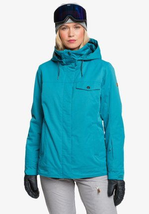 Snowboard jacket - OCEAN DEPTHS