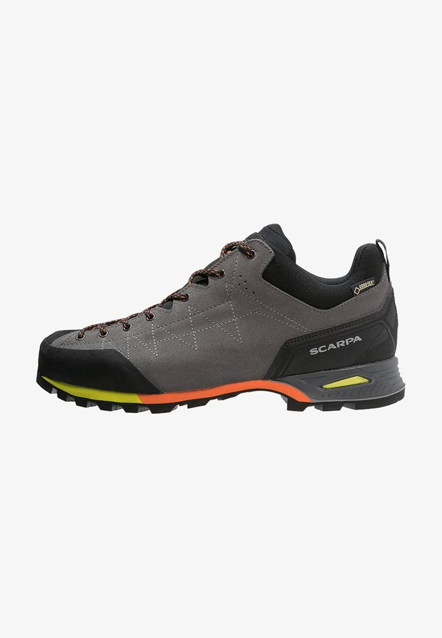 ZODIAC GTX - Hiking shoes - shark