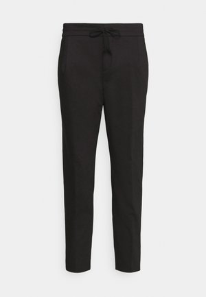 LEVEL - Trousers - schwarz