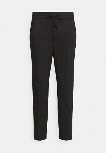LEVEL - Trousers - schwarz
