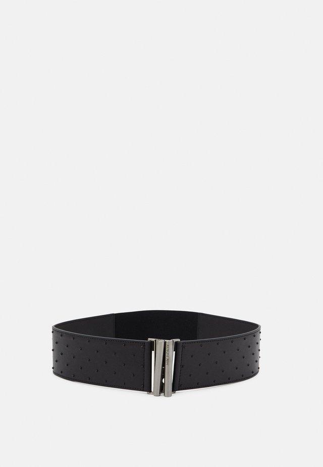 Waist belt - nero