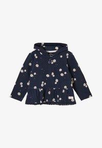s.Oliver - Zip-up hoodie - dark blue - 0