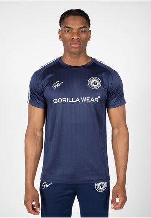 STRATFORD  - T-shirt print - blue