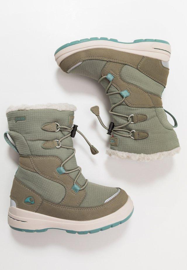 HASLUM GTX - Winter boots - olive