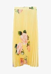 Mango - A-line skirt - gelb - 3