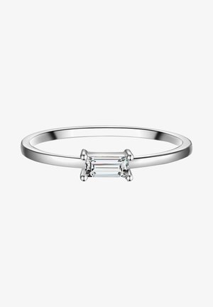 ROCCOGLANZ - Ring - silber