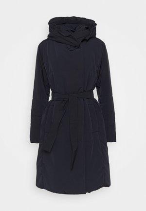 NID - Kabát zprachového peří - blu notte