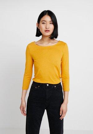 Long sleeved top - sunflower