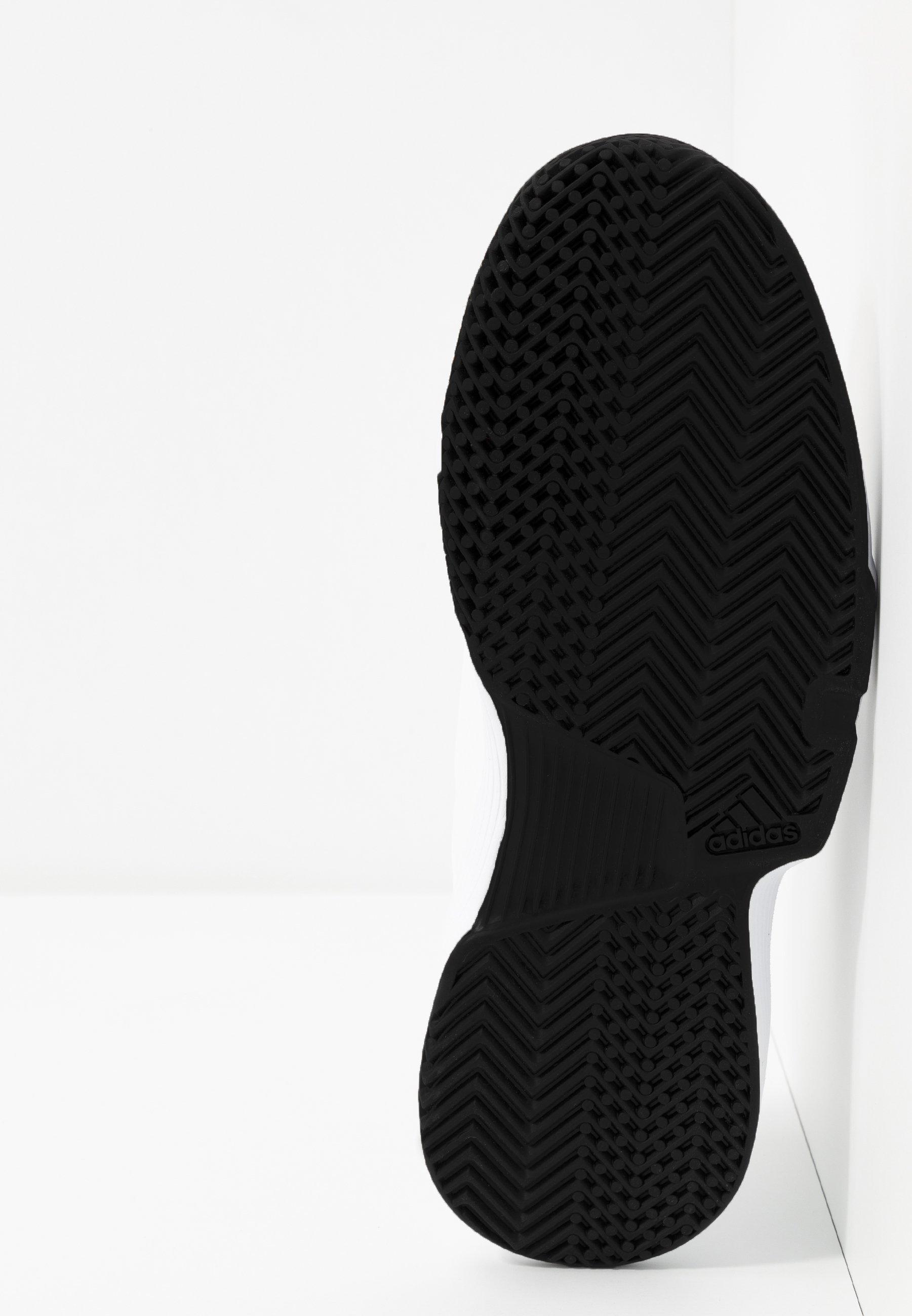 Sale Fashion Style Men's Shoes adidas Performance GAMECOURT BARRICADE CLOUDFOAM TENNIS SHOES Multicourt tennis shoes footwear white/core black/grey one KHFssxa4W jKPid8unj