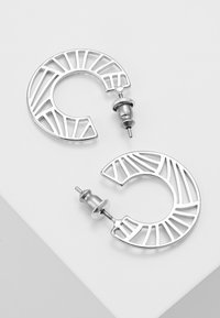 Pilgrim - EARRINGS ASAMI - Korvakorut - silver-coloured - 2