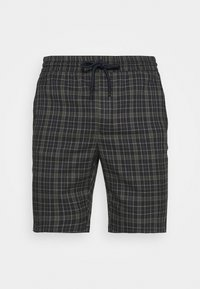 ONSLINUS CHECK  - Shorts - olive