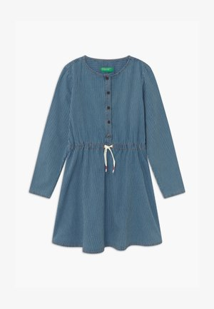 ONLINE GIRL - Robe en jean - blue denim